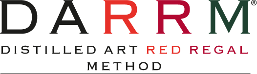DARRM Distilled Art Red Regal Method
